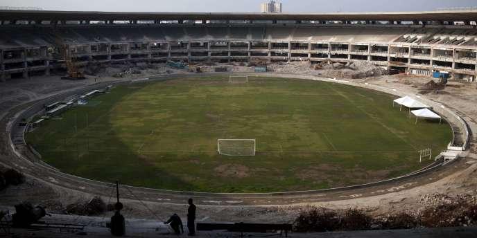 Le stade du Maracana est l'un des stades rénovés pour le Mondial brésilien de 2014.