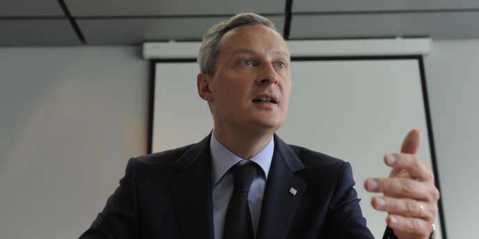 Le député UMP Bruno Le Maire a annoncé qu'il s'abstiendrait mardi lors du vote solennel à l'Assemblée nationale sur le mariage homosexuel.
