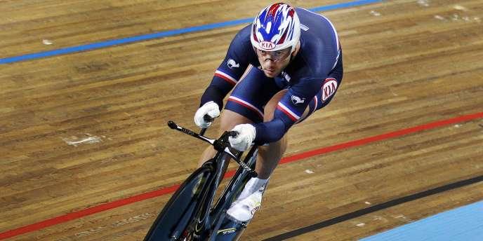 François Pervis a décroché sur le kilomètre la médaille de bronze des Mondiaux d'Apeldoorn.