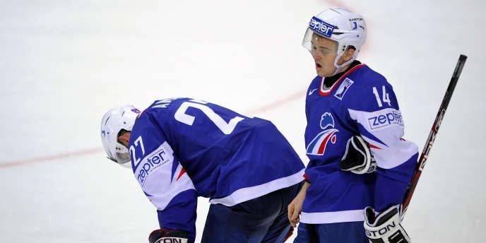 Stéphane Da Costa fera ses débuts en LNH la saison prochaine.