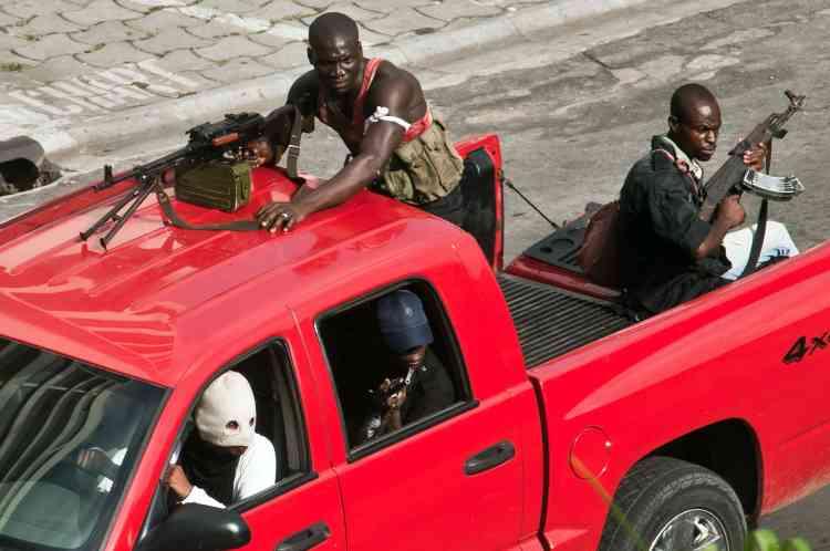 Des pro-Gbagbo, jeudi 31 mars à Abidjan.