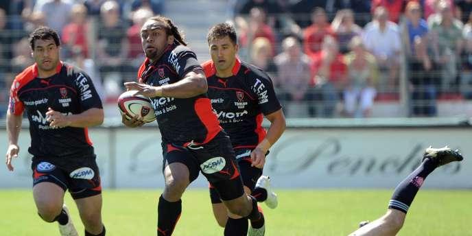 Toulon a largement dominé le Stade Français samedi lors de la 23e journée du Top 14 (38-10).