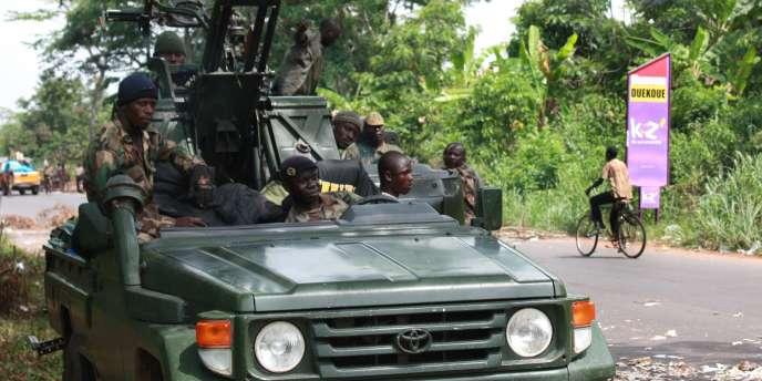 Mises en cause par l'ONU, les forces du président reconnu par la communauté internationale assurent, elles, avoir tué