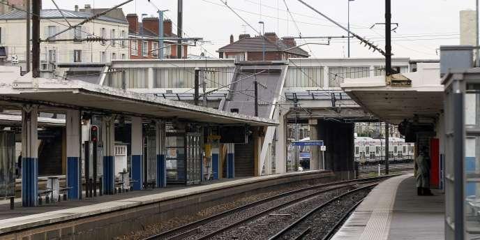Un jeune homme de 19 ans a été roué de coups par une dizaines de jeunes le 2 avril 2011 à la gare RER de Noisy-le-Sec.