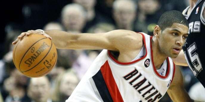 Nicolas Batum attendra la reprise de la NBA au sein du club de Nancy qui dispute la Pro A.