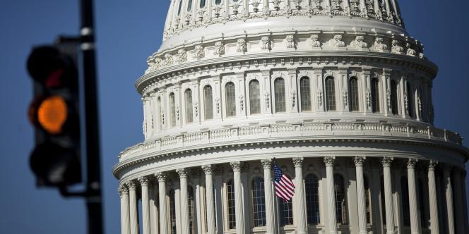 Le Capitole, à Washington, en 2011.