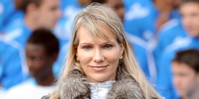 Margarita Louis-Dreyfus, à Marseille, le 28 janvier 2011.