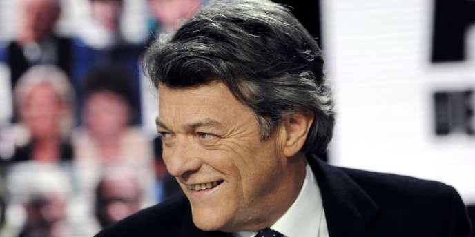 Jean-Louis Borloo sur le plateau d'