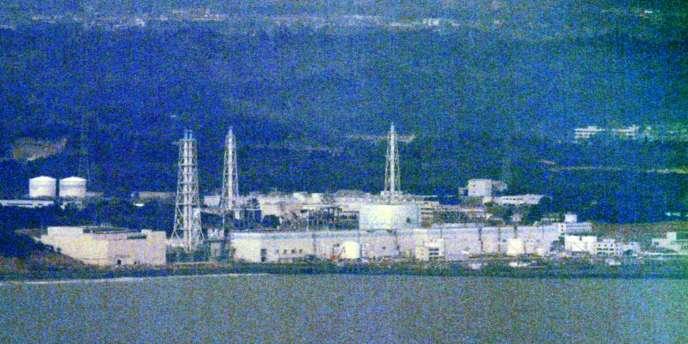 La centrale de Fukushima Dai-Ichi, le 7 avril.