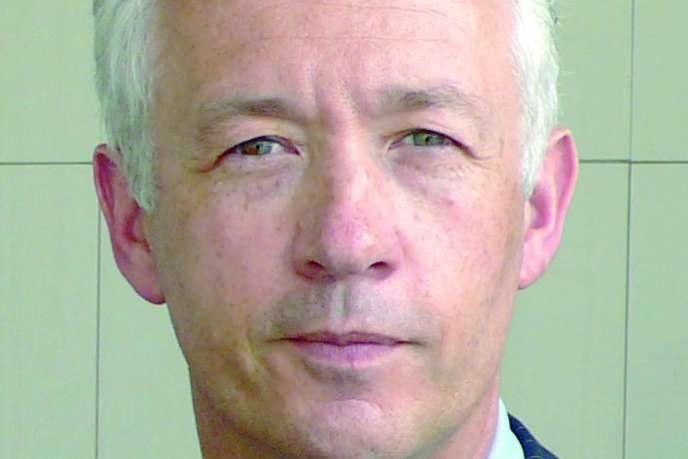 Philippe-Pierre Cabourdin, nouveau recteur de l'académie de Reims.
