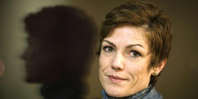 La ministre des sports, Chantal Jouanno .