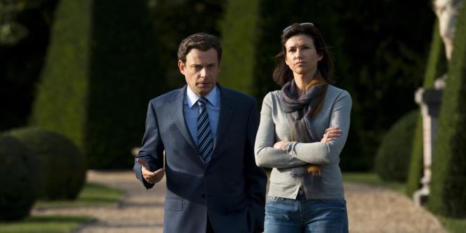Denis Podalydès et Florence Pernel dans le film français de Xavier Durringer,