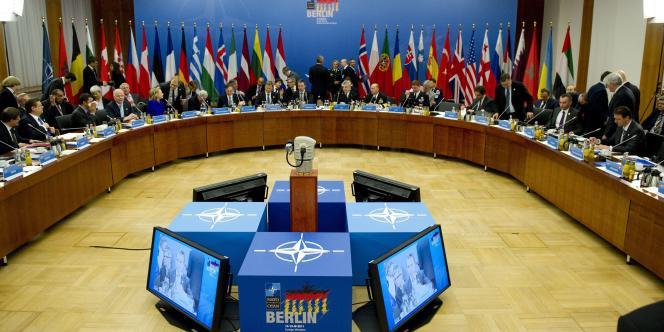 L'OTAN a pris les rênes de l'opération militaire en Libye le 31 mars 2011.