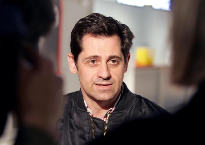 Olivier B., directeur van het Festival van Avignon.