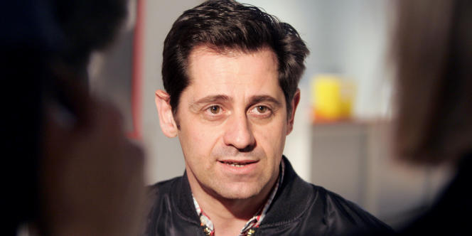Olivier Py, metteur en scène et futur directeur du Festival d'Avignon.