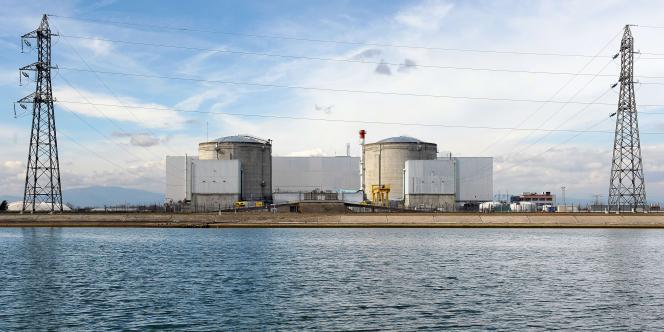 La fermeture de la centrale de Fessenheim (Haut-Rhin) est officiellement prévue avant 2017.