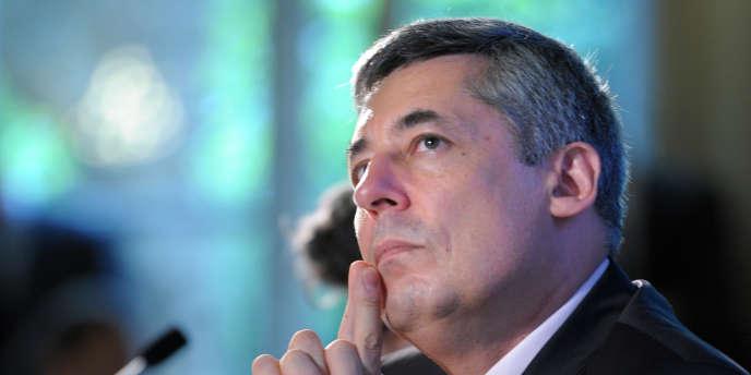 Henri Guaino, en juin 2010, était encore conseiller spécial de Nicolas Sarkozy.