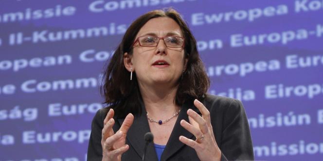 La commissaire européenne Cecilia Malmström va rencontrer l'administration américaine le 14 juin pour demander des comptes sur le programme Prism.