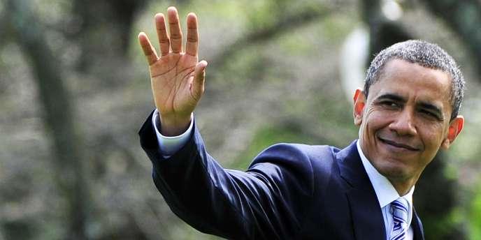 Barack Obama, le 15 avril 2011 à Washington.
