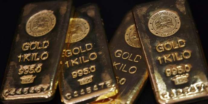 La Chine devrait devenir le premier pays consommateur d'or en 2012, selon le Conseil mondial de l'or.