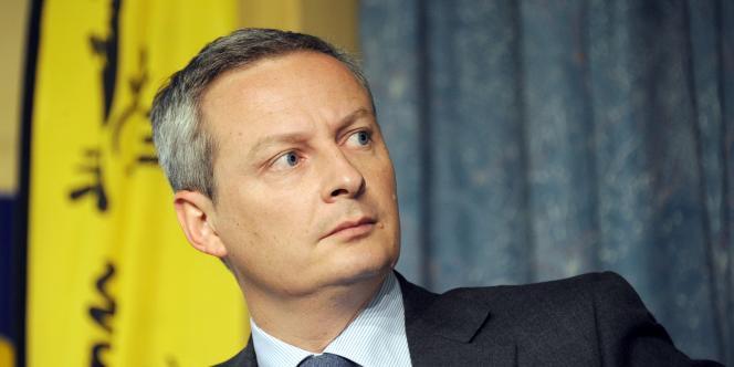 Bruno Le Maire.