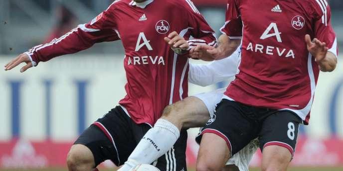 Depuis 2008, Areva est le sponsor maillot du FC Nuremberg.