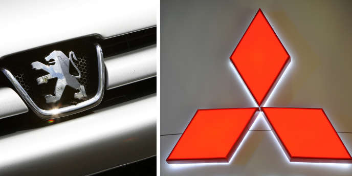Depuis l'automne 2010, le constructeur japonais Mitsubishi Motors fournit des petites citadines électriques au français PSA.