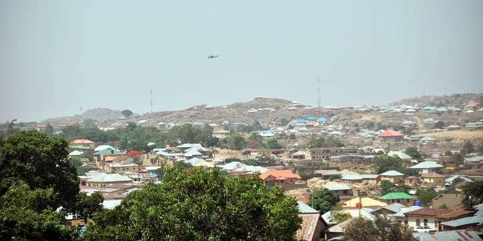 La ville de Jos, en avril 2011.