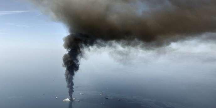 Onze personnes ont été tuées dans l'accident de 2010, à la suite duquel 4,9 millions de barils de pétrole se sont répandus au large des côtes de la Louisiane.
