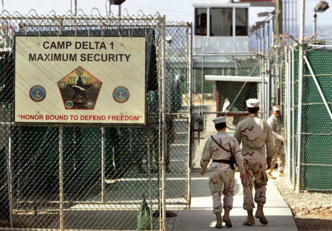 Le camp de Guantanamo a été ouvert en janvier 2002. En tout, 779 personnes y ont été détenues.