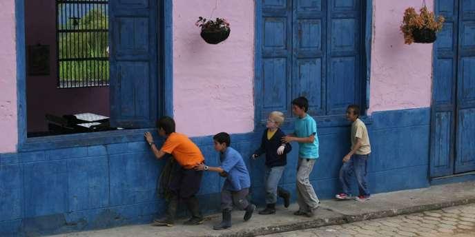 Une scène du film colombien de Carlos César Arbelaez,