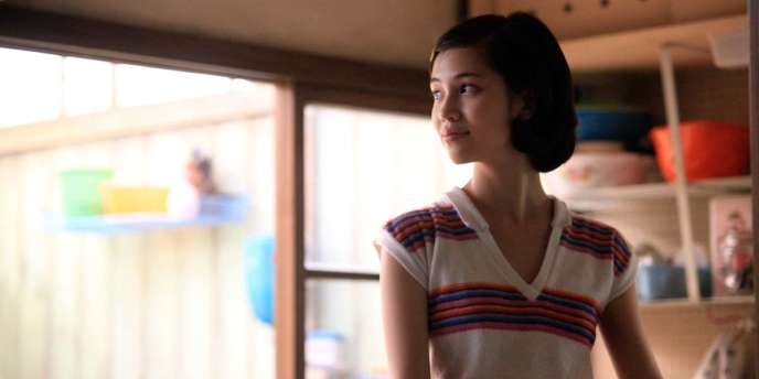 Une scène du film japonais de Tran Anh Hung,