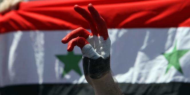 L'opposition syrienne a déploré le 6 juin un nouveau massacre dans la région de Hama.