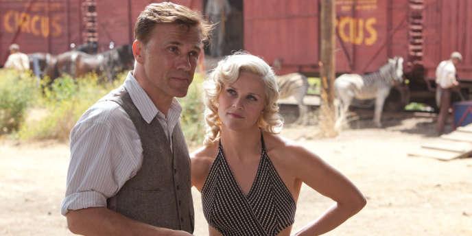 Christoph Waltz et Reese Witherspoon dans le film américain de Francis Lawrence,