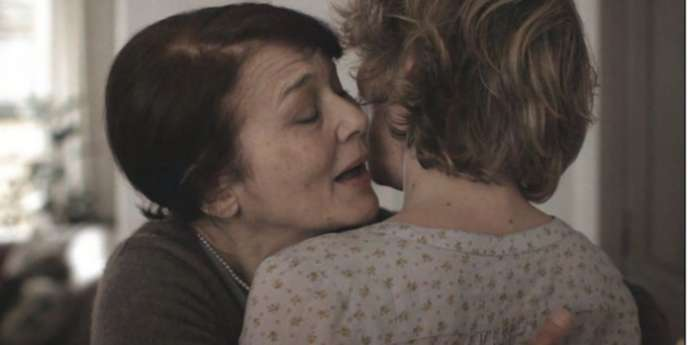 Capture d'écran du message publicitaire de la Fondation pour l'enfance.