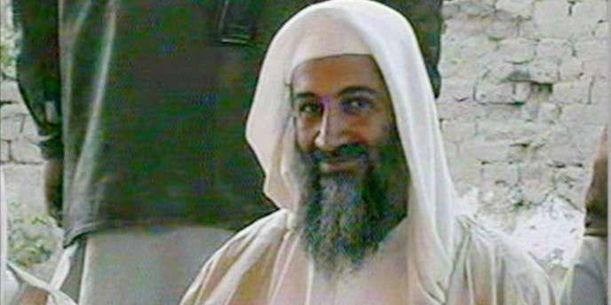 Oussama Ben Laden, en janvier 2001.