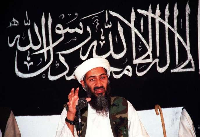 Le chef d'Al-Qaida, Oussama Ben Laden, symbole du djihadisme international.