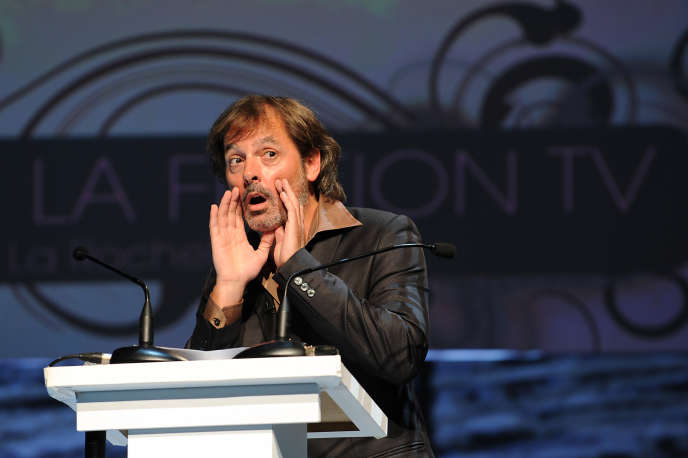 Christophe Alévêque à La Rochelle en septembre 2009.