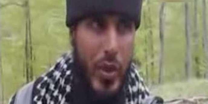 L'ancien émissaire d'Al-Qaida en Tchétchénie Khaled Ioussef Mouhammed Al Emirat.