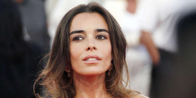L'actrice Elodie Bouchez (ici à Deauville en septembre 2010) a rejoint le jury de la section Un certain regard présidé par Emir Kusturica.