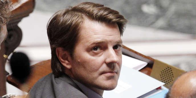François Baroin, ministre du budget, à l'Assemblée nationale le 14 septembre 2010.
