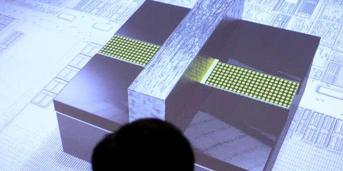Une présentation d'un transistor