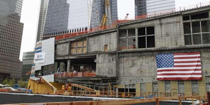 Ground Zero, le 4 mai 2011.