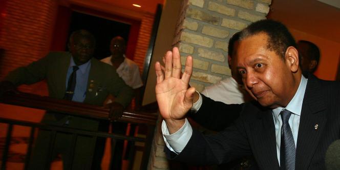 Un quart de siècle après avoir été contraint à l'exil par une révolte populaire, Jean-Claude Duvalier est revenu à Port-au-Prince dimanche 16 janvier.