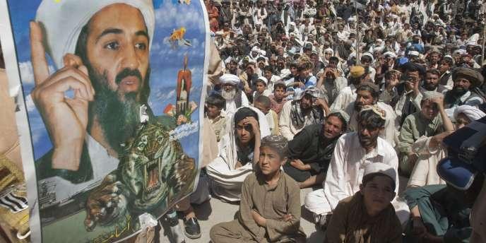Manifestation au Pakistan le 6 mai.