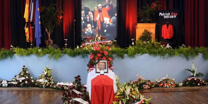 Les obsèques ont eu lieu à Denain, commune dont il était maire.