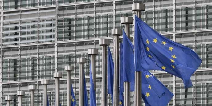 Le siège de la Commission européenne à Bruxelles, en mai 2011. Elle s'intéresse particulièrement aux Pays-Bas, pays devenu le principal havre mondial pour les grandes sociétés mondiales.