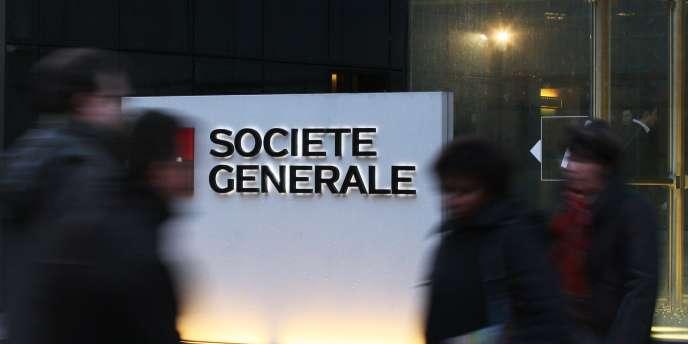 La Folle Rumeur Qui A Fait Chuter Le Cours De La Societe Generale