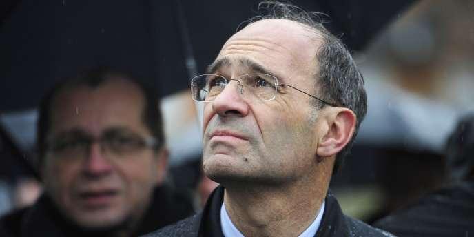 Eric Woerth, député de l'Oise et ancien ministre du gouvernement Fillon.