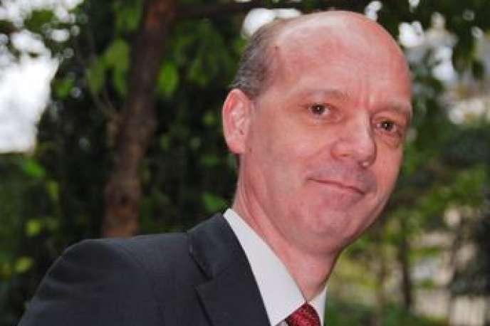 Pascal Viné a été nommé directeur général de l'ONF en novembre 2010.